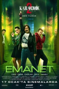 Karakomik Filmler 2: Emanet izle