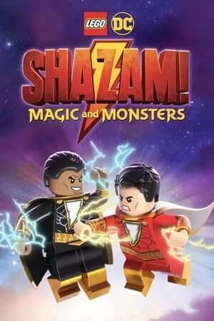LEGO DC: Shazam – Sihir & Canavarlar izle